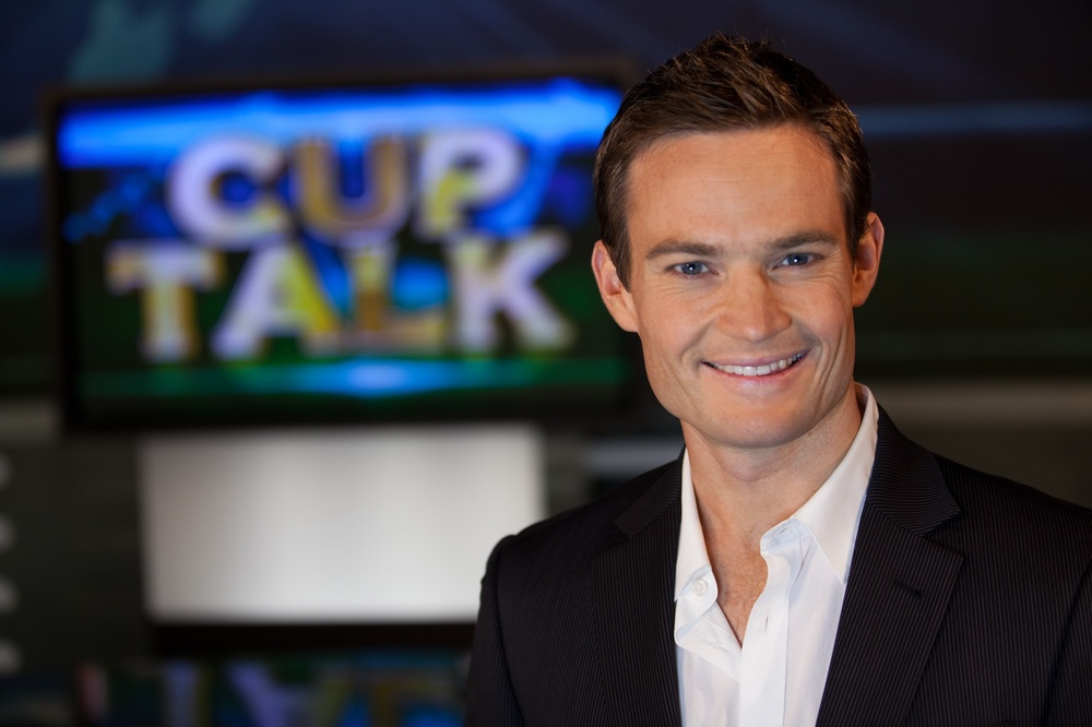 James Gemmell, Sky Sports Rugby Presenter