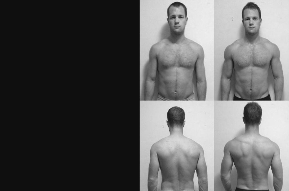Mike Stenner, former endurance junkie