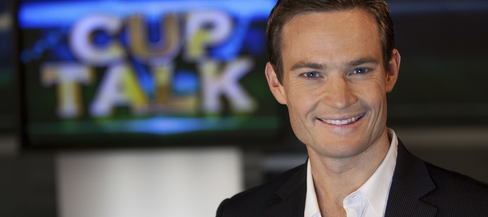 James Gemmell, Sky Sports Presenter