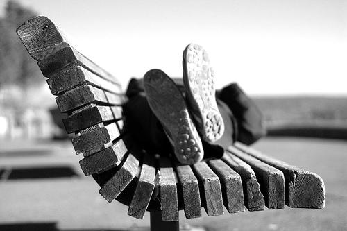 Klateževa klop