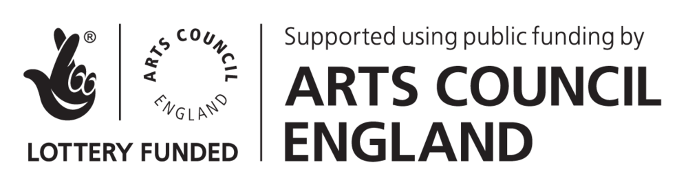 Arts Council England - CoLab Theatre - Logo