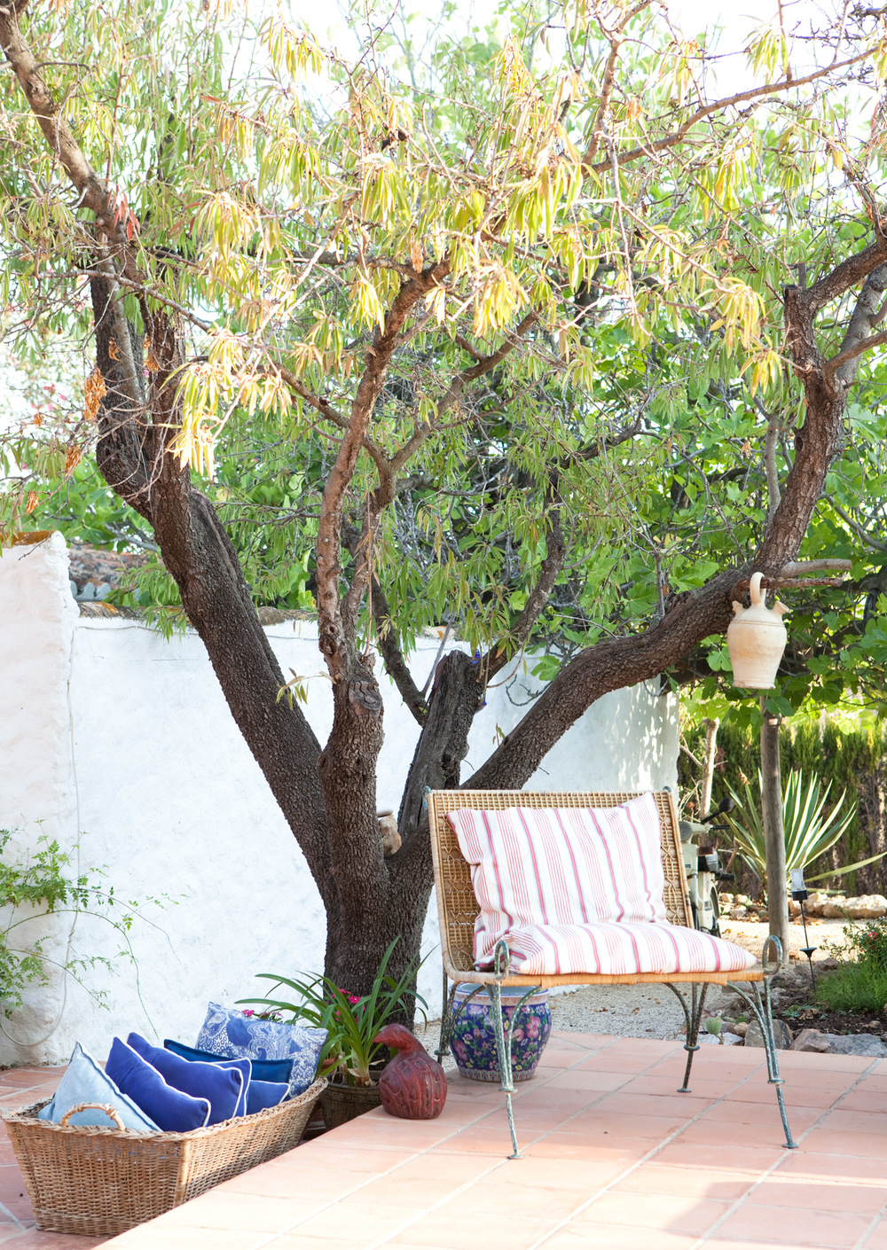 Photographer Jessica Alexander | Outdoor space | Spain | Exterior Decor