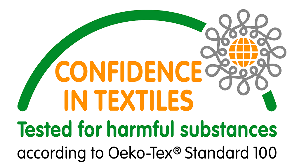 FIBERPARTNER IS CERTIFIED AGAINST THE  OEKOTEX® STANDARD 100