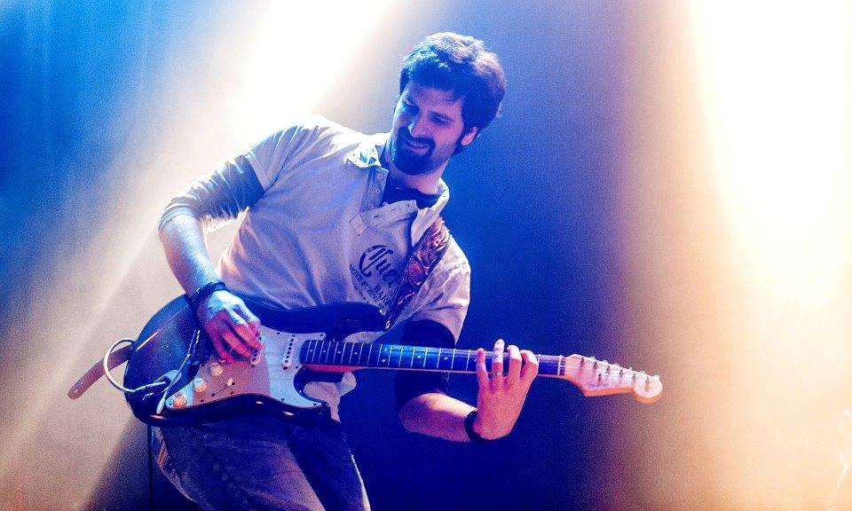 Nils Kirschlager Gitarre, E-Gitarre