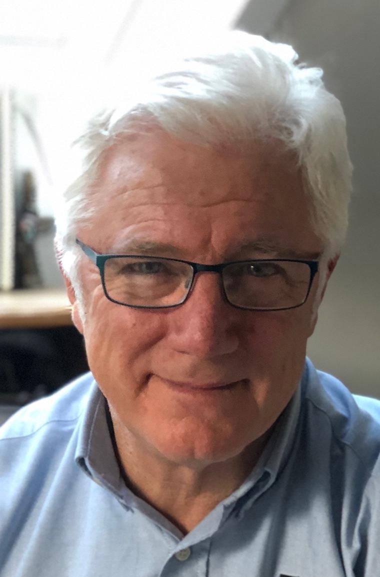David Clarke   -Schulleiter