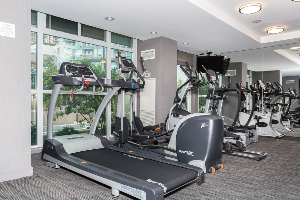 Condominium Gym Facilities