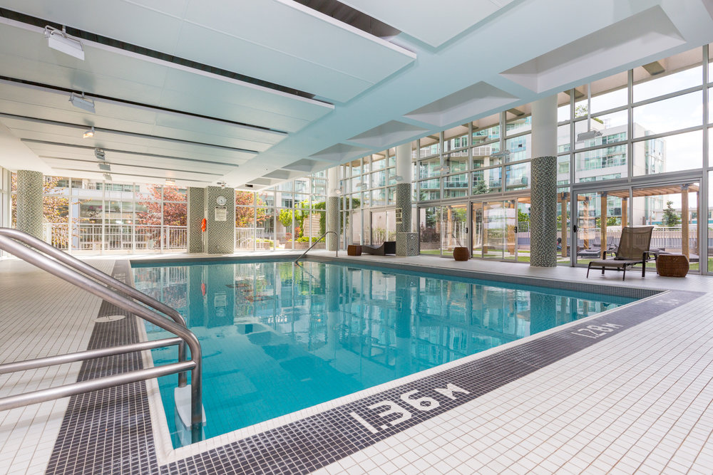 Condominium Pool Facilities