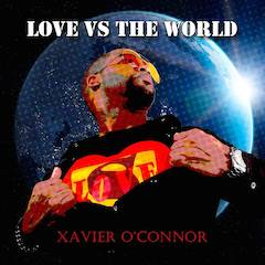 Love Vs. The World is Xavier O'Connor's 2nd album. It illustrates the powerful story of the fight between good and evil.