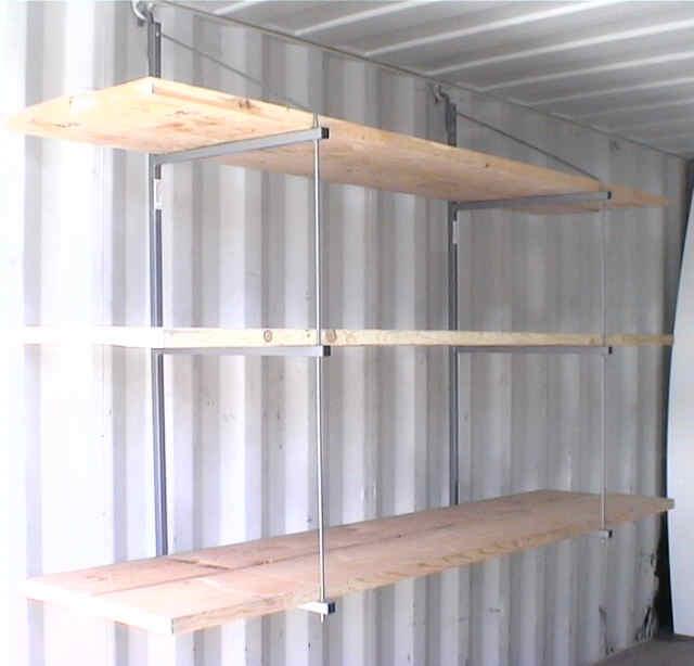 3 Shelf Bracket 22.5 deep