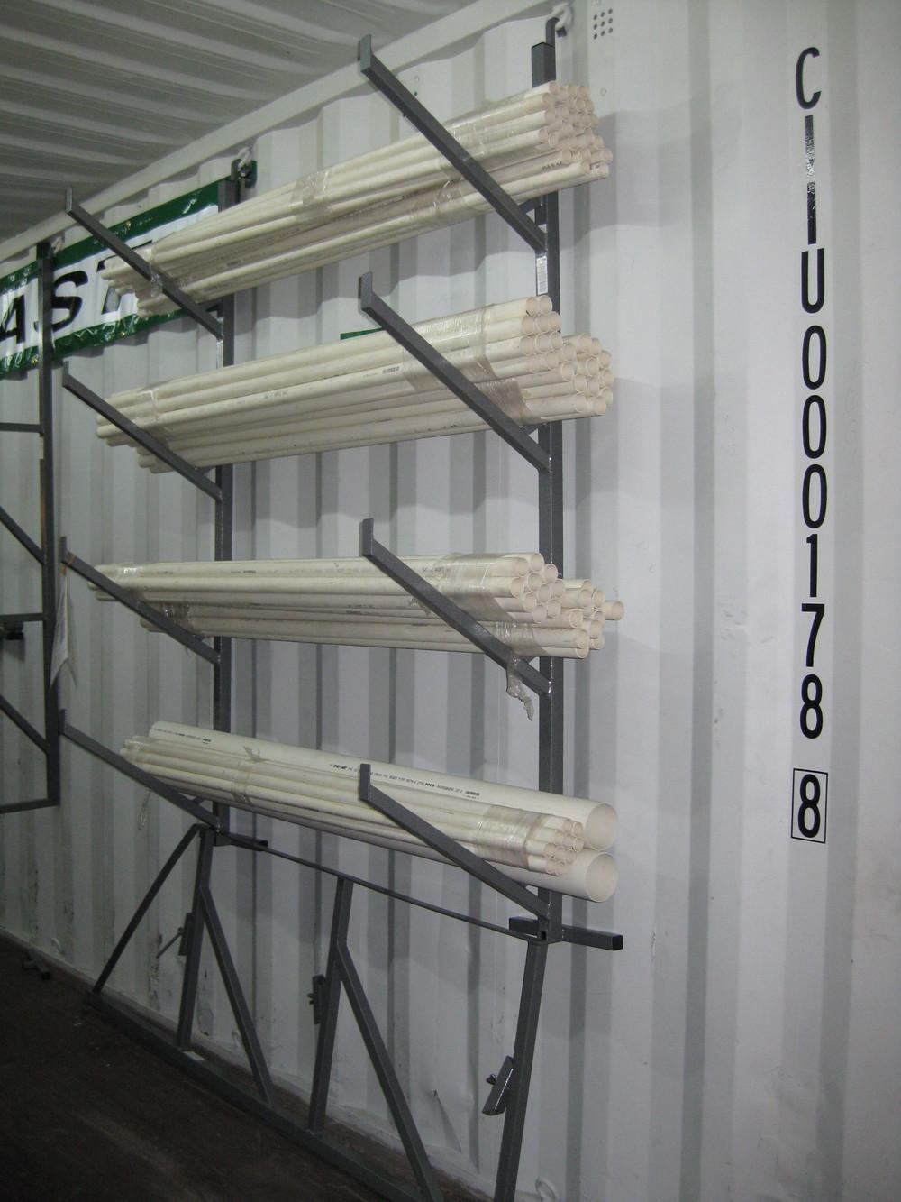 Pipe rack 1