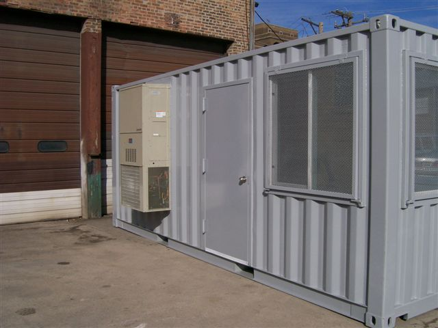 Do It Yourself Container Modifications Shipping