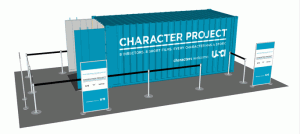 Character Project container theater