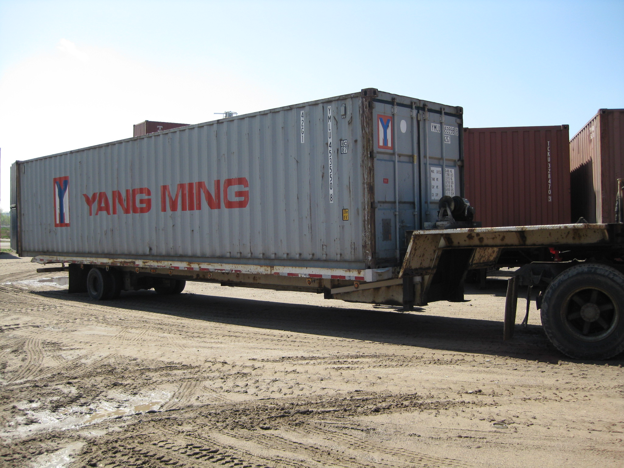40 Shipping Containers For Sale Ebay >> Thinking Of Buying A Container On Ebay Or Craigslist 4