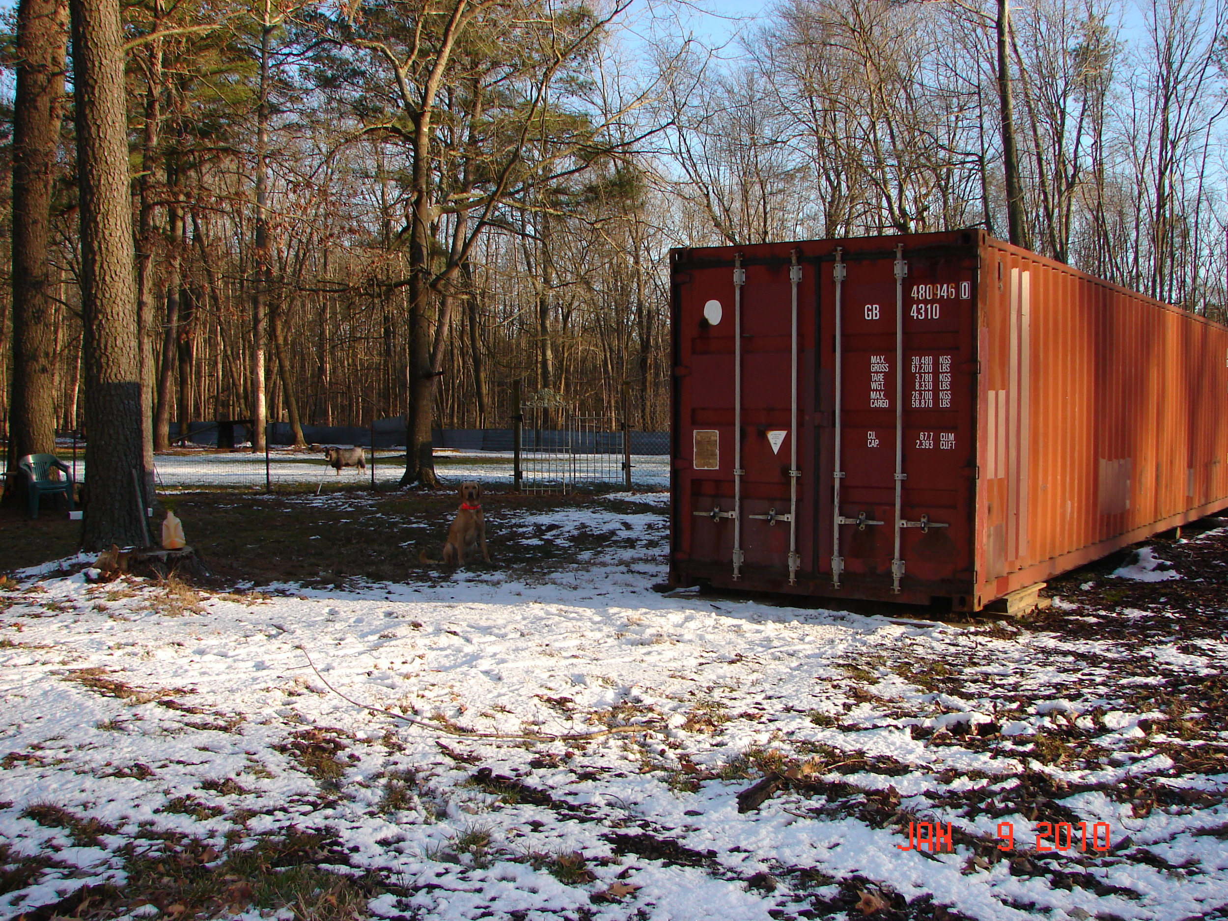 5 Reasons You Should Have A Container Garage Shipping