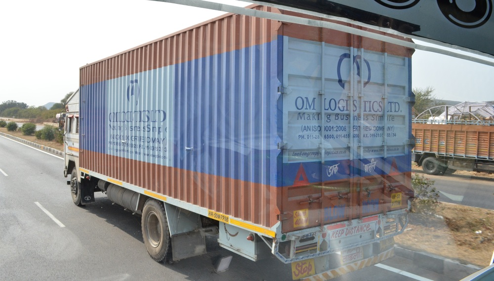 moving full containers demystified