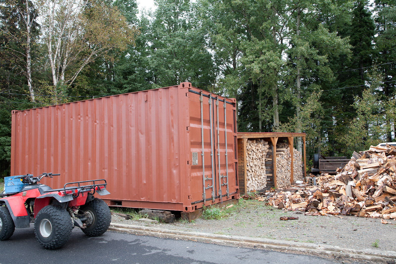 To Block or Not To Block Container blocking in detail Shipping