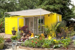 The Sunset Cargotecture House Seattle Home Sweet Container