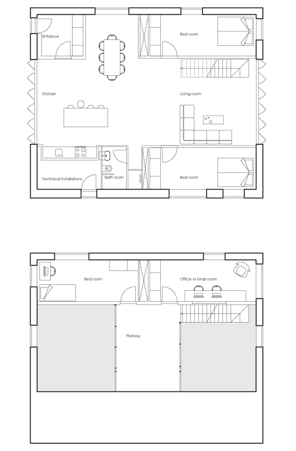 Environmentally sustainable pre fab container home for 12 container house floor plan