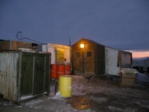Antarctica container farming