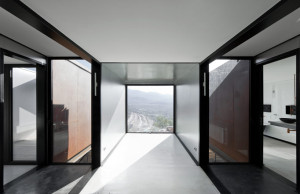 Sebastian Irararrazaval Casa Oruga creates unique spaces