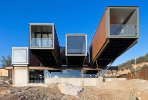 Sebastian Irararrazaval Casa Oruga Design