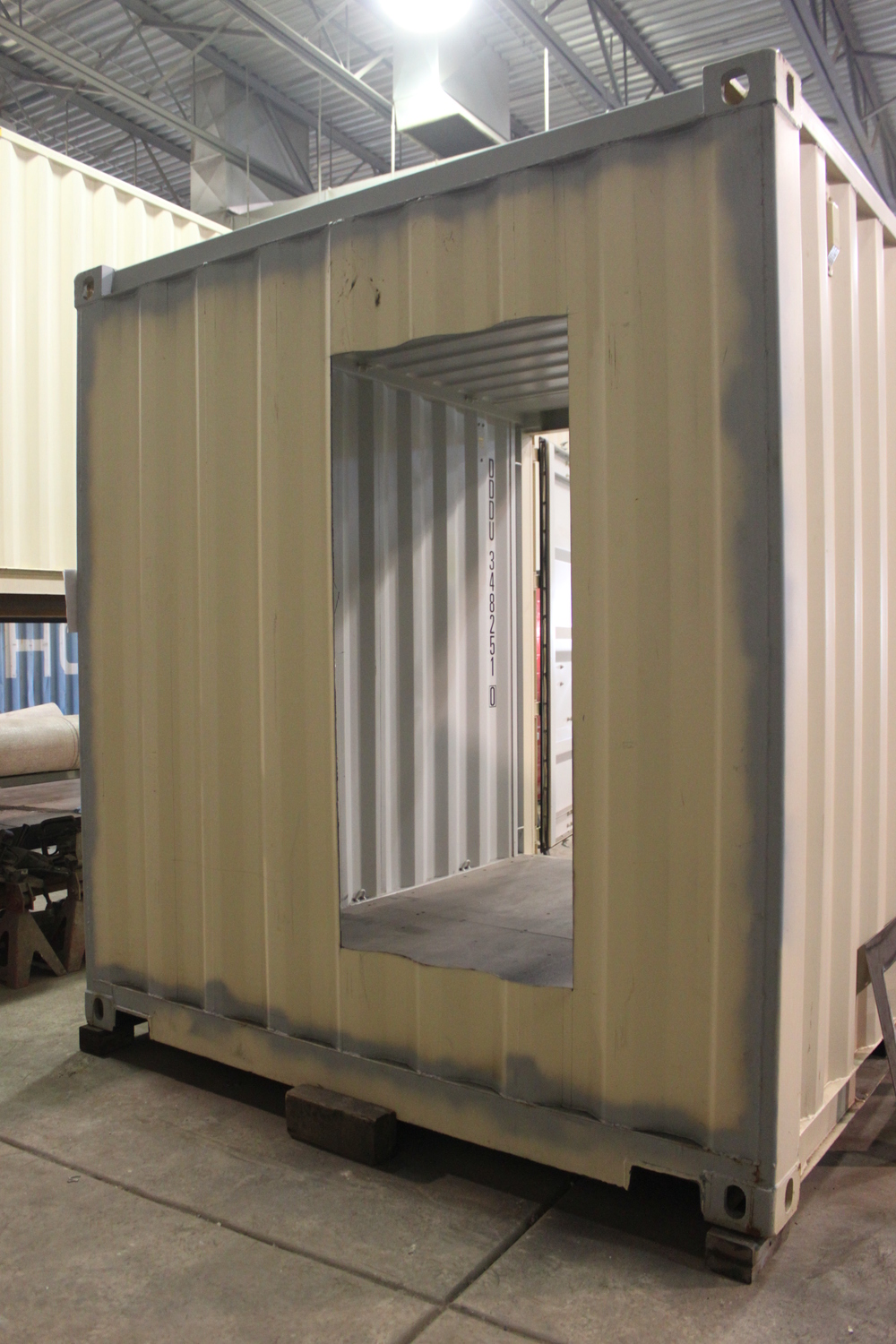 The saner container shipping containers at a fair price super cubes llc 1 877 374 5452 - Shipping container end welding ...