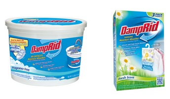 There are various dehumidifying products on the market
