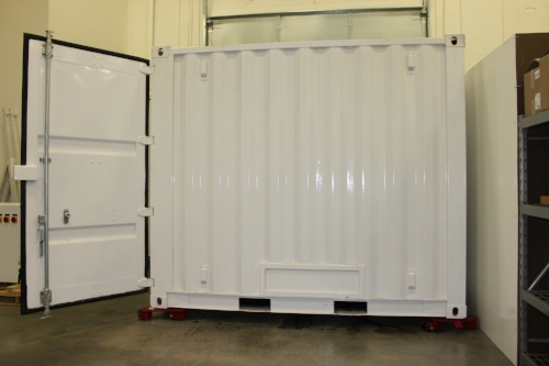 Specialty 10' container