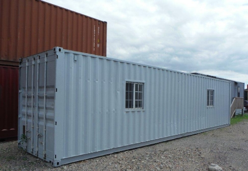 40' container office