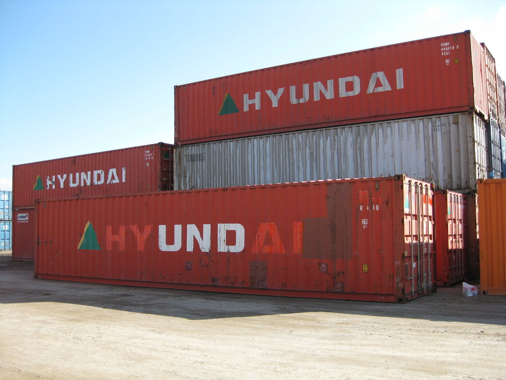 40 Containers for Sale Shipping Containers at a Fair Price