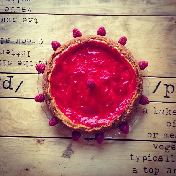 pai 's cheesecake lamponi