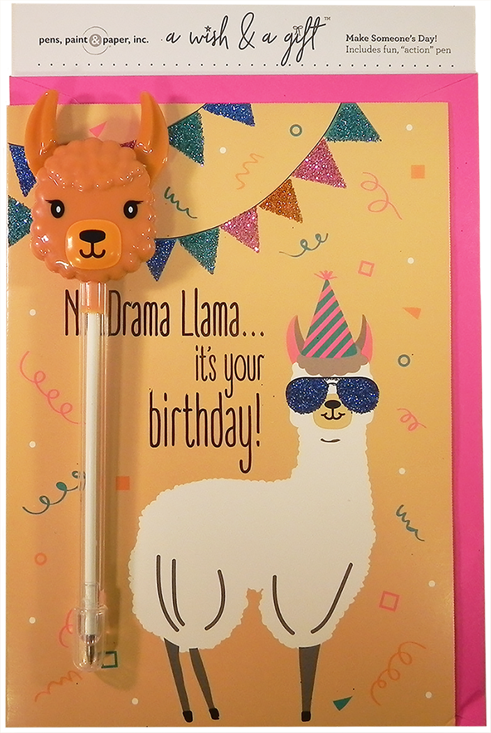 A Wish & A Gift - Llama  Coming Soon!
