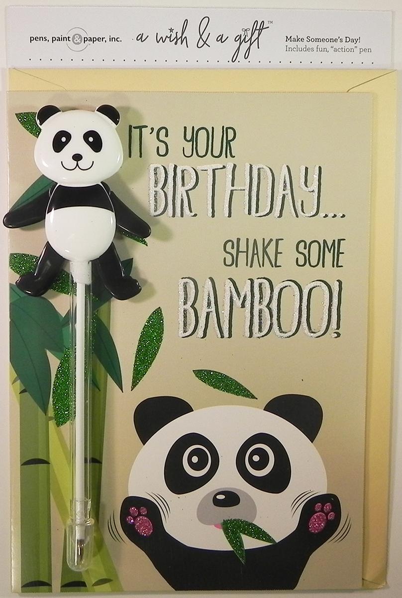 A Wish & A Gift - Panda  Coming Soon!