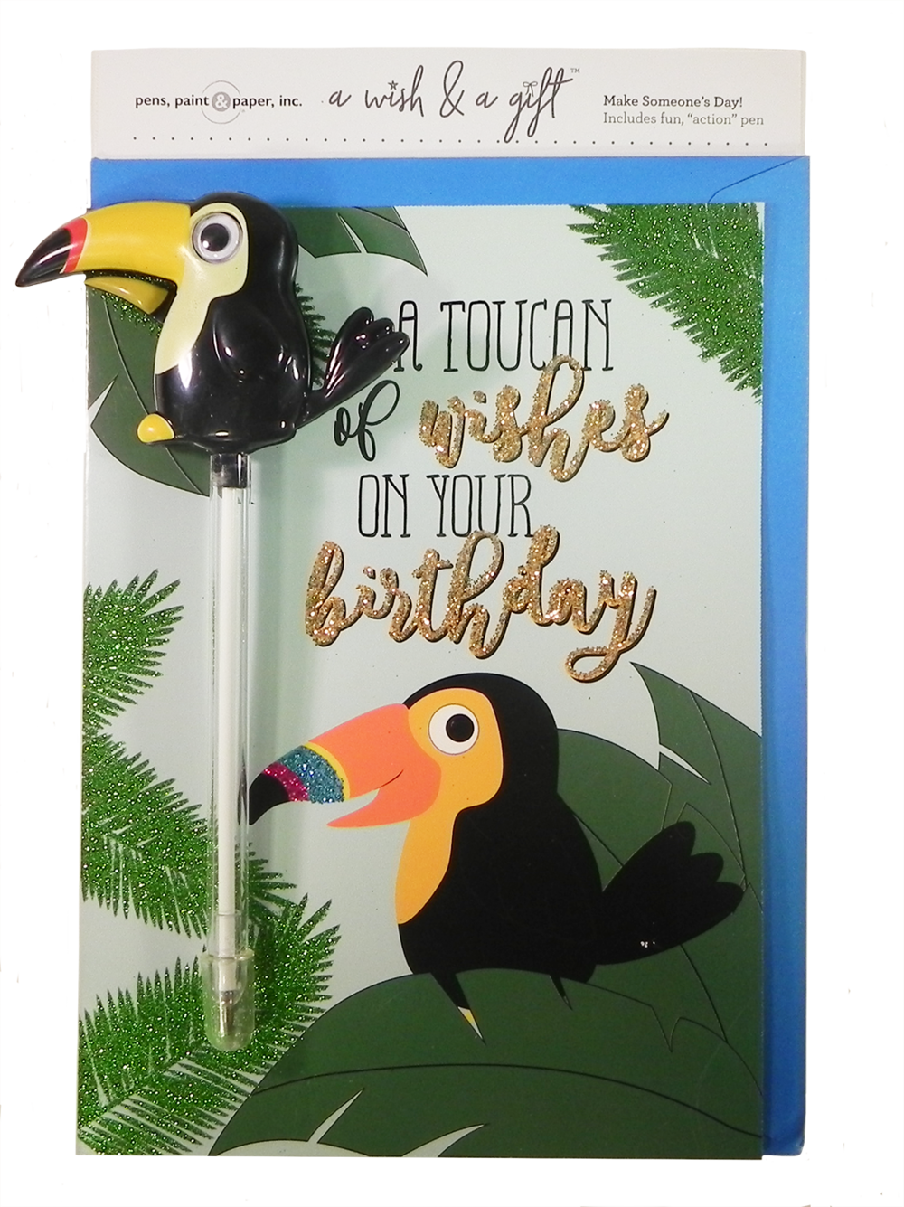 A Wish & A Gift - Toucan  Coming Soon!