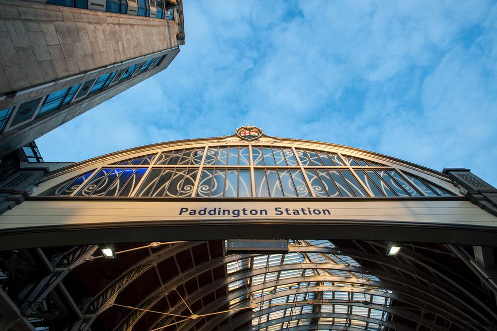 Paddington sunrise