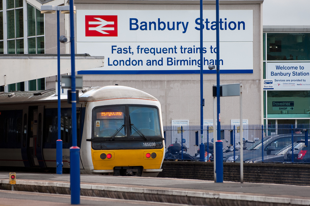 """Welcome to Banbury Station."""