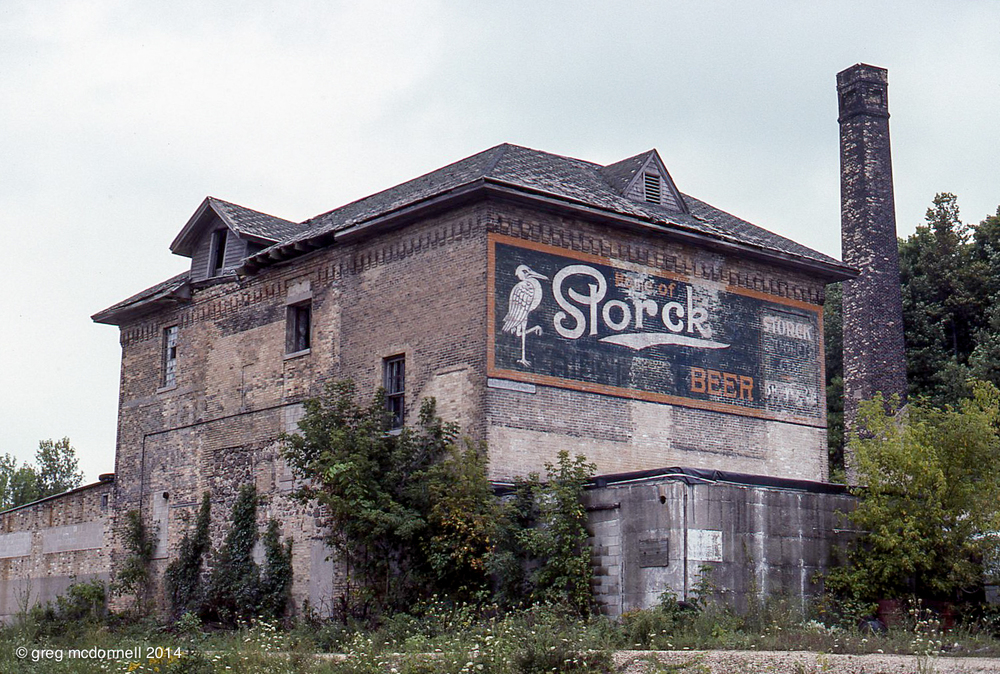 Storck Brewery, Slinger, Wisc.