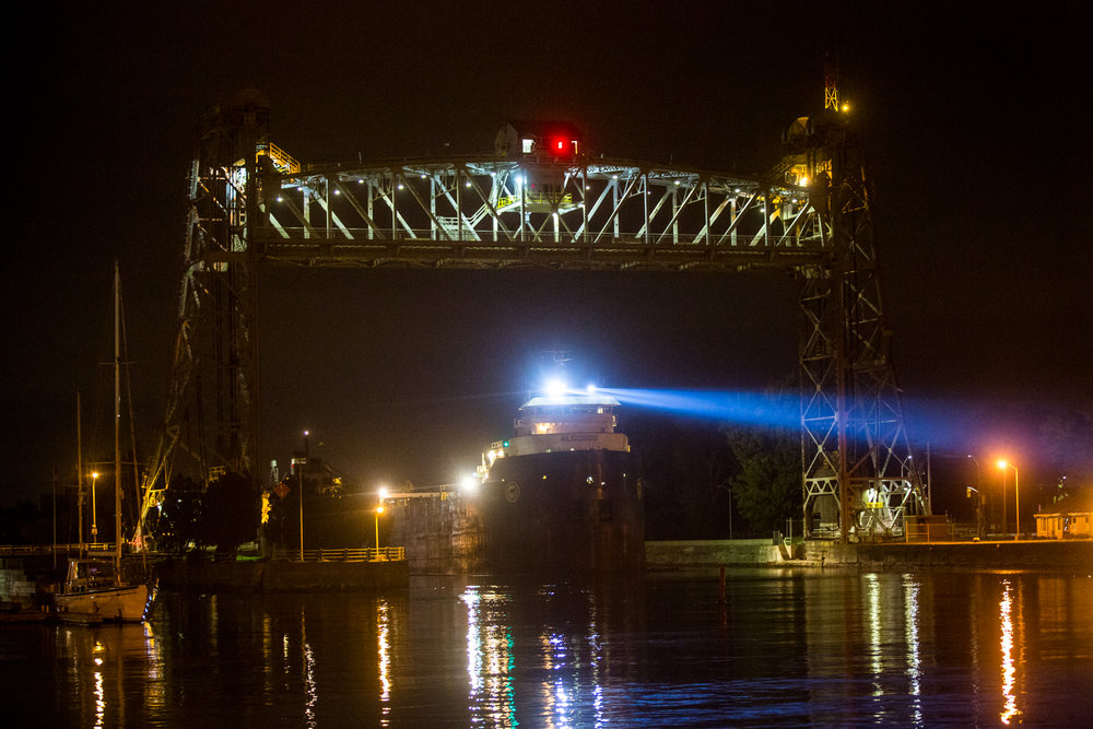Algosoo, Bridge 21 Port Colborne, Ontario