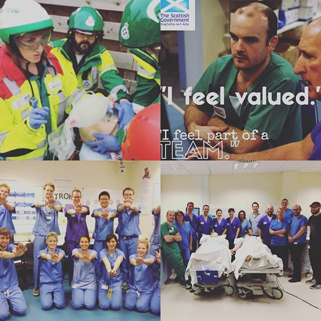 Become part of #teamED. ST applications now open! #whyEM #whyEdinburgh