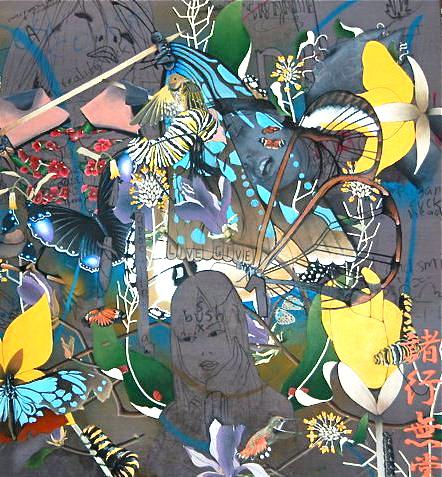 Rakugaki  (36x40)