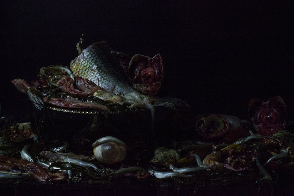 Mermaid Food -