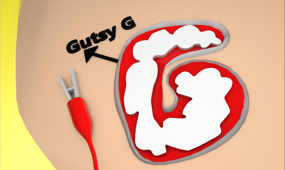 Gutsy G C4D (its not great)