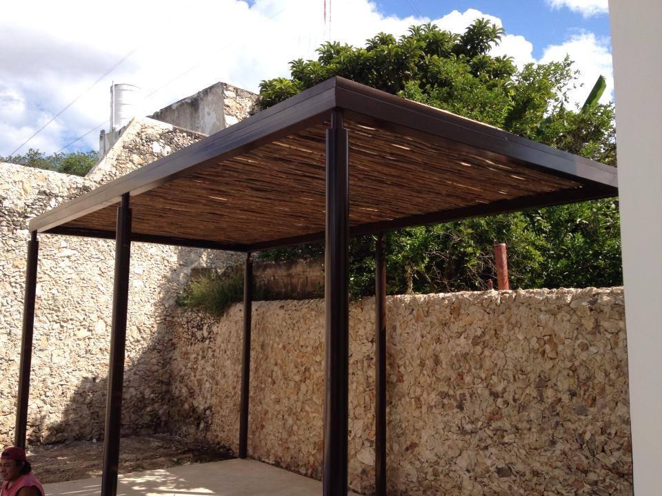 Iron Bamboo Panels for shade