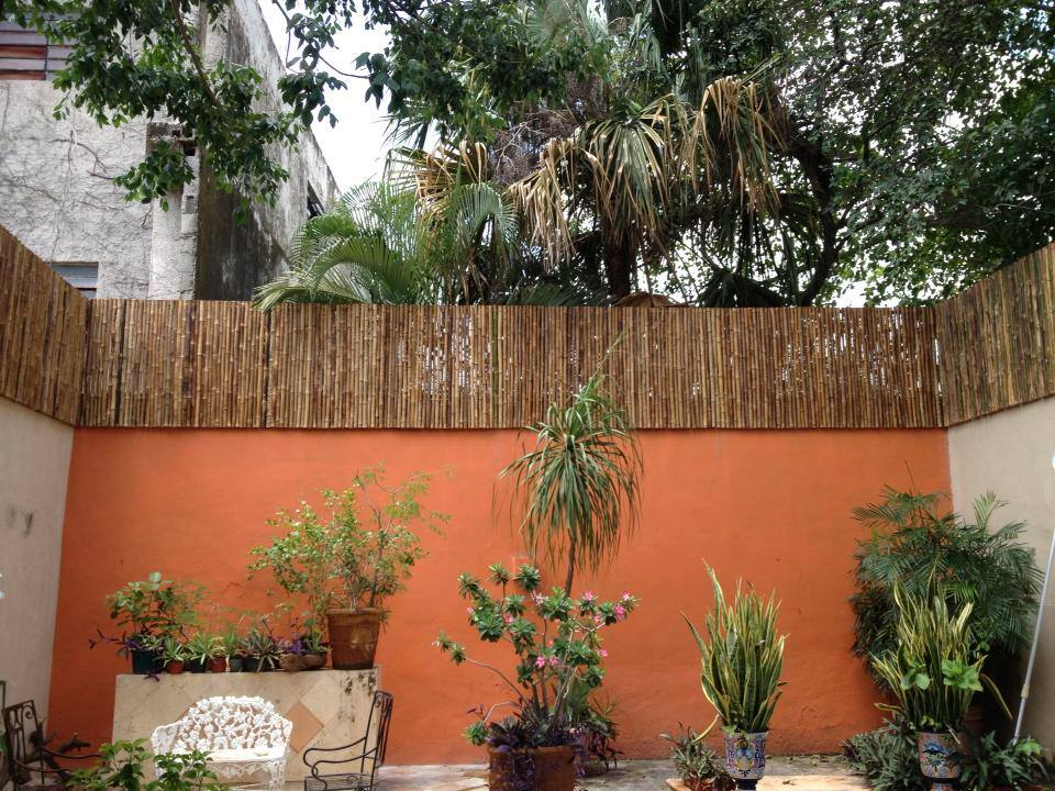 Iron Bamboo Panels for fencing
