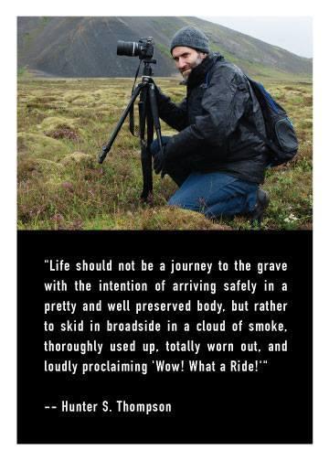 Christopher Martin Brunkhart: Artist, Photographer, Explorer. Beloved.(photo credit Marne Lucas Photography)