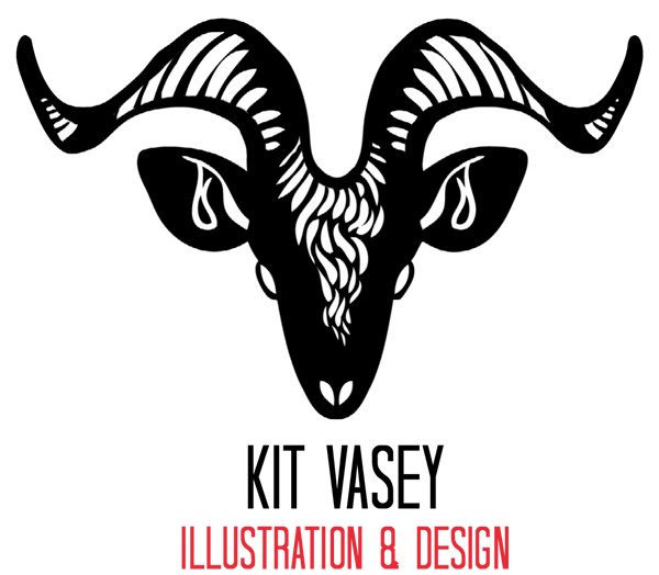 Kit Vasey Illustration