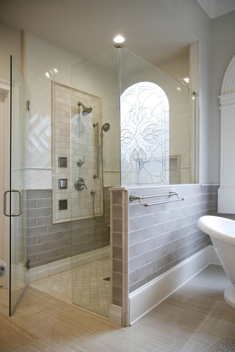 Duluth GA - Master Bathroom Remodel