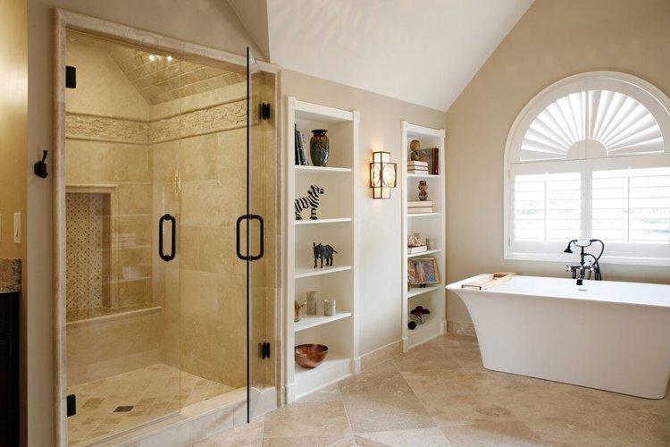 Suwanee GA - Master Bathroom Remodel