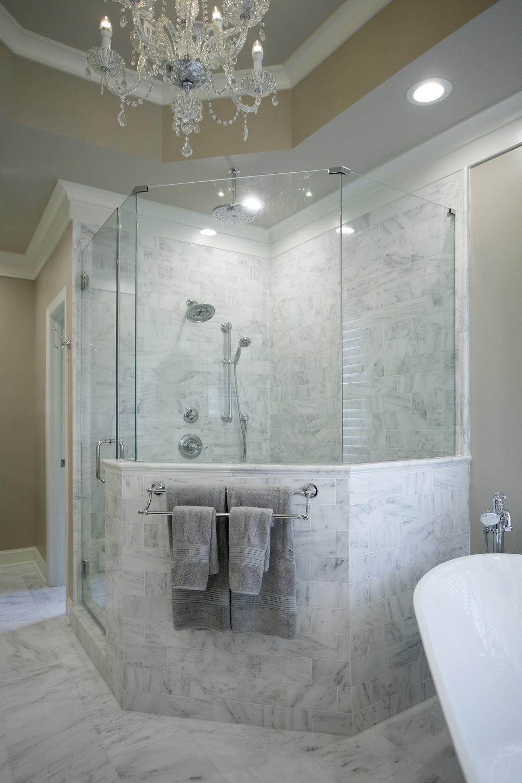 Snellville GA - Master Bathroom Remodel