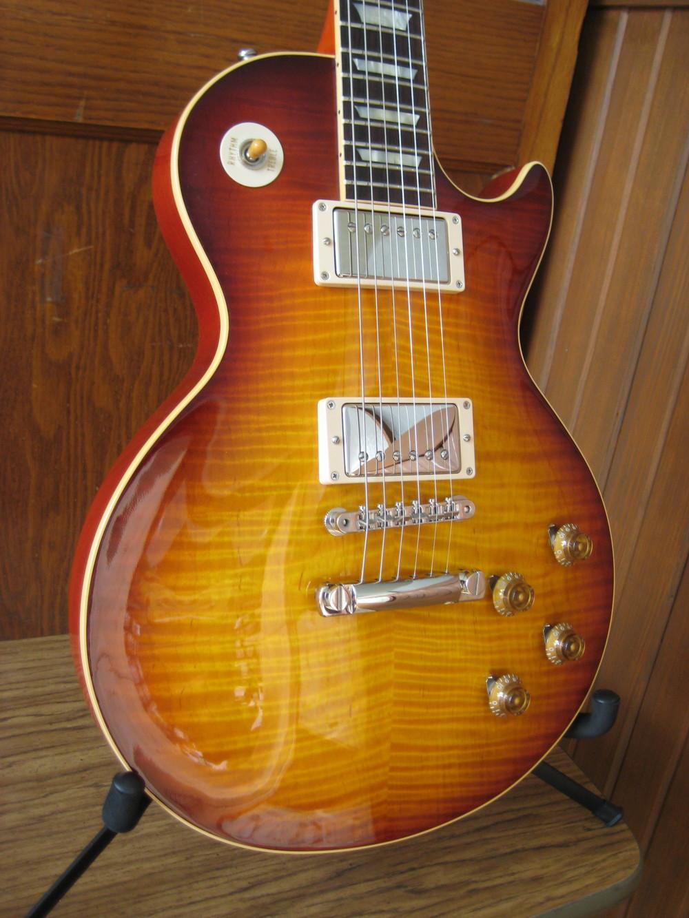 Gibson Les Paul Repair in Tulsa Guitar Technical Services